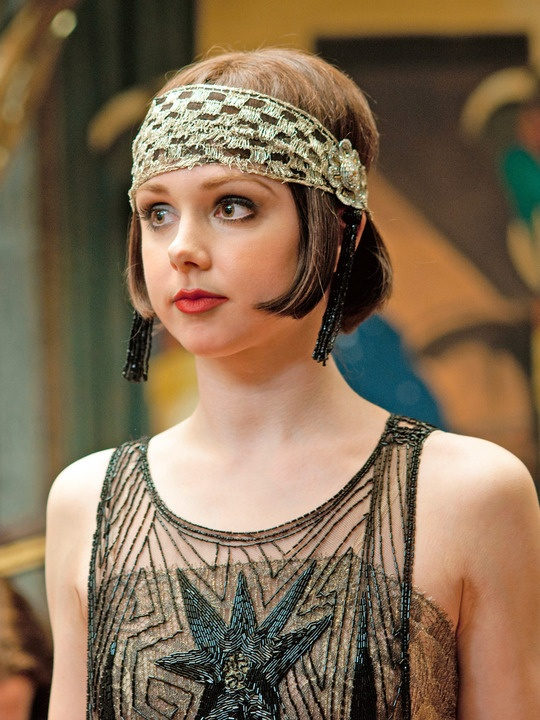 Boardwalk Empire Meg Chambers Steedle as Billie Kent