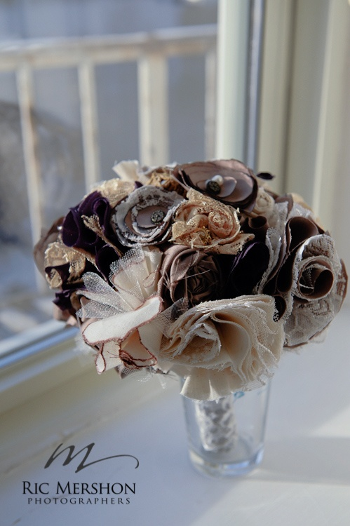 Shabby Chic Bouquet!