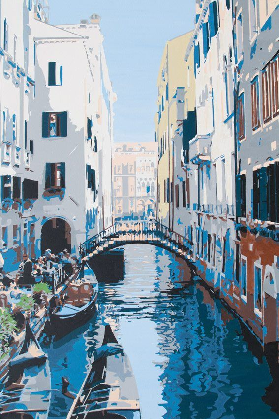 Venice, the capital of Italy's Veneto region, is a cultural hotspot. And what better place to find inspiration for art, from Venice's picturesque canals, traditional dress, adventurous gondola rides and stunning views across the city. Why not take home an original piece of Venice that you can treasure for years. Looking for a gift for …