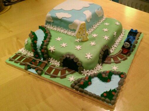 Thomas taart