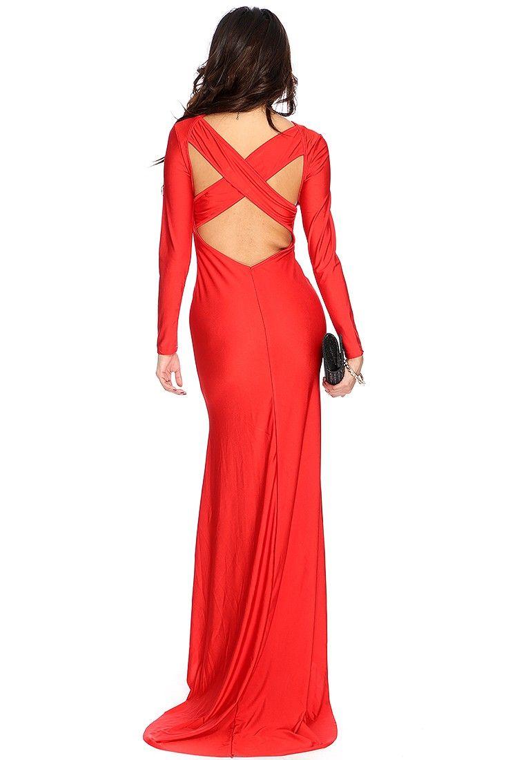 Maxi Dresses, Cheap Maxi Dresses, Sexy Maxi Dress, Long High Slit Dresses