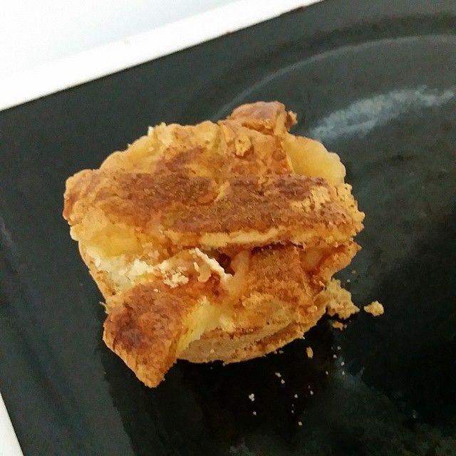 Matmomsens allergifrie kjøkken: Mini eplepaier. (med egg)