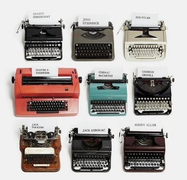Would love to start a typewriter collection someday.