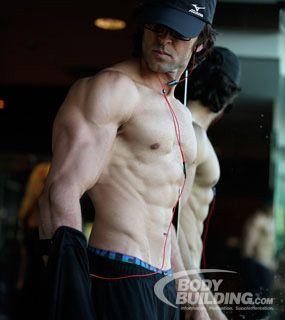 Hrithik Roshan Personal Fitness Program