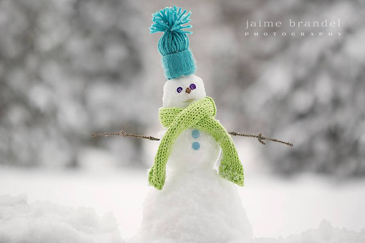 Photography print: snowman, snowman with knitted scarf, winter photography, fine art print by JaimeBrandelPhoto on Etsy