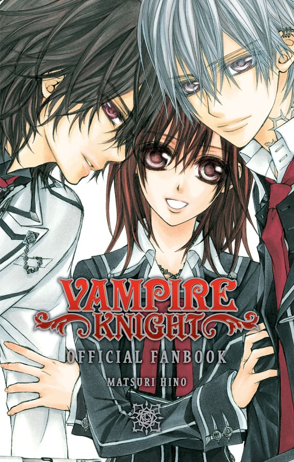"""Vampire Knight"" ♥ Shojo Manga Series & Anime Television Series (Romance, Supernatural, Action, Tragedy)"