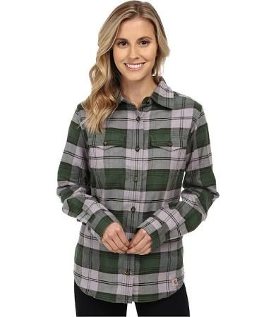 carhartt ladies flannel shirt - Google Search