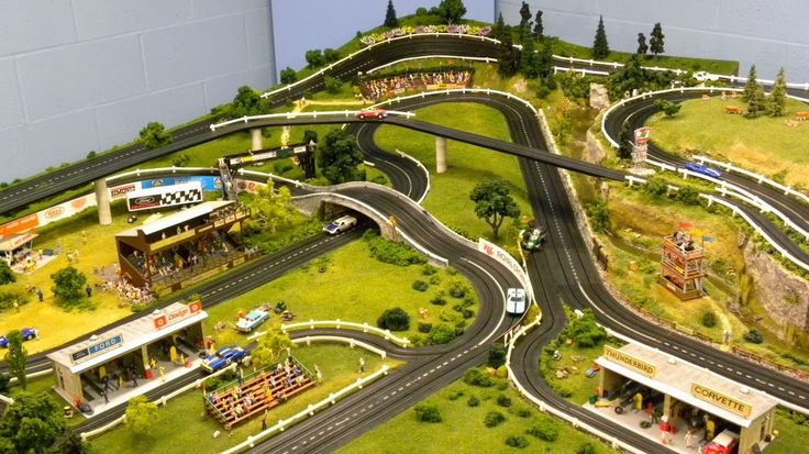 Car Guy Chronicles: SLOT CAR RACING: AMERICA'S LOST HOBBY!