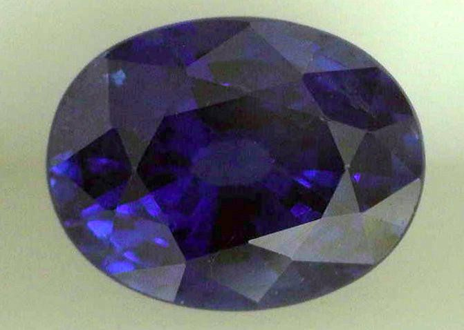Sapphire Blue 0.98 Natural/Oval /AGL Report/Loose Sapphire by JewelsandGemsNY on Etsy