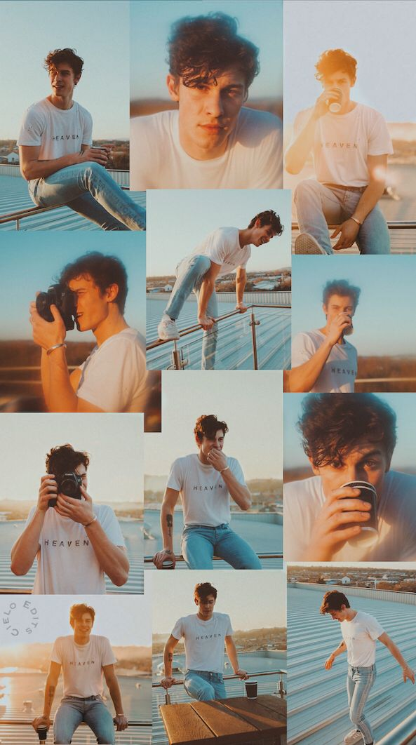 Zac Efron Cute Wallpaper Shawn Mendes Aesthetic Collage Shawn Mendes I 2019