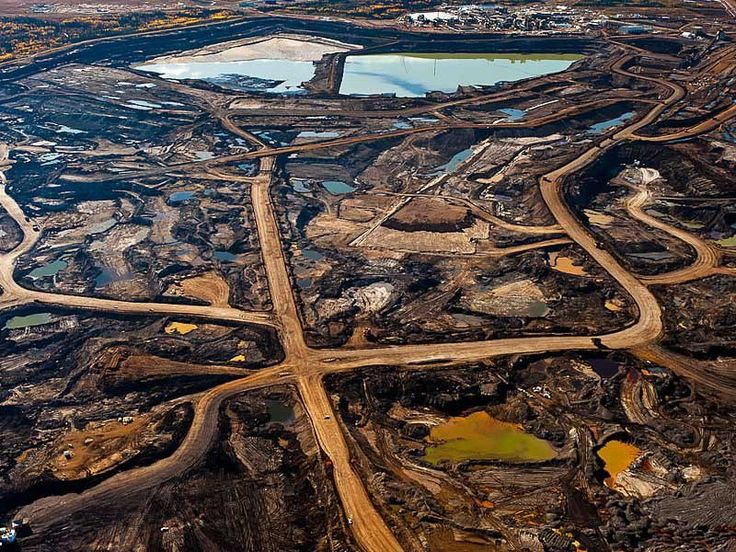 The True cost of oil: Garth Lenz  http://www.ted.com/talks/garth_lenz_images_of_beauty_and_devastation