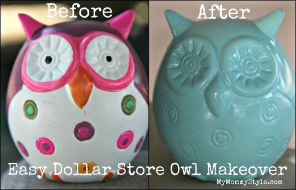 Easy dollar store craft. Mymommystyle.com