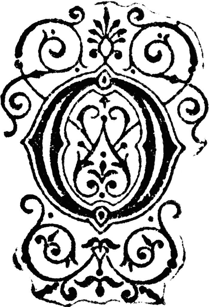 Fancy Letter O Designs