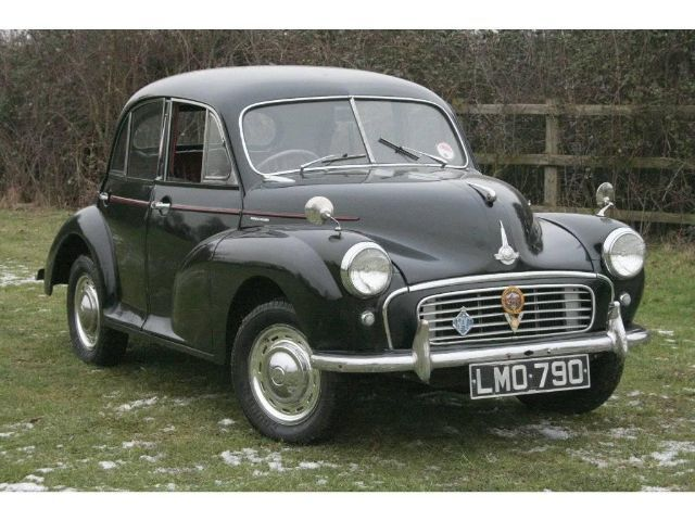 1955 Morris Minor split screen Sedan.      Mine was called Isobel Elsie Florence built like a tank. Good memories!