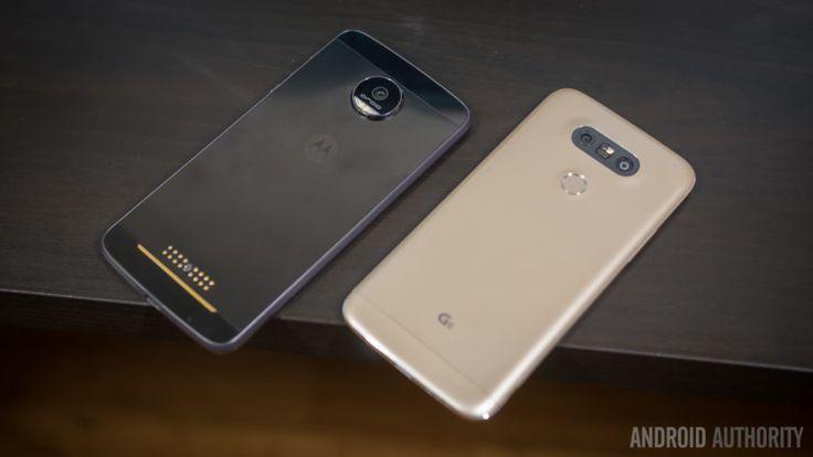 Cool LG G5 2017: Motorola Moto Z Force vs LG G5 – Modular or Mods? - www.aivanet.com/......  AIVAnet