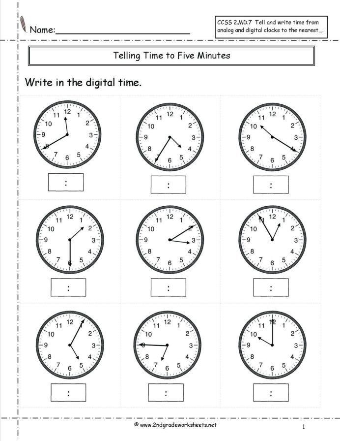 Minute Math Worksheets 1st Grade Contraction Worksheet For 1st Grade Free Printable Time Worksheets Free Printable Math Worksheets 2nd Grade Math Worksheets