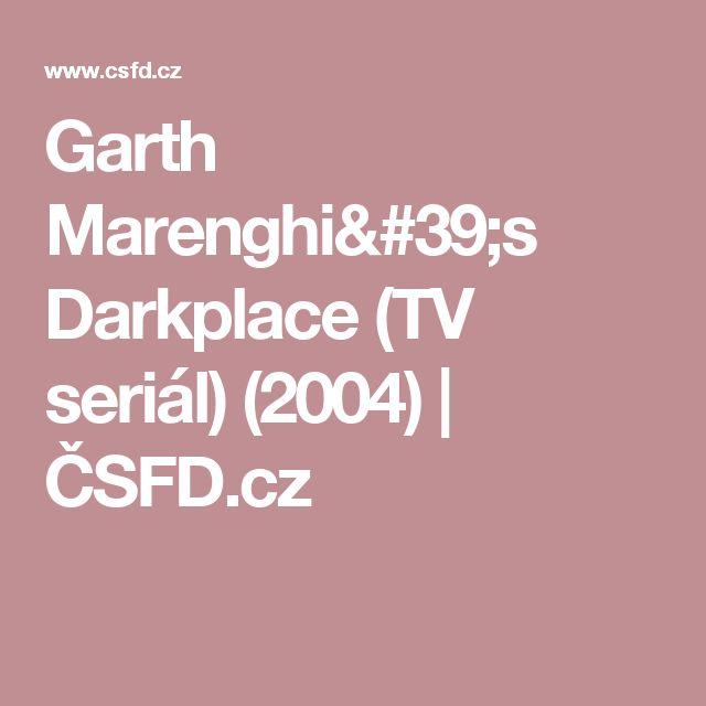 Garth Marenghi's Darkplace (TV seriál) (2004) | ČSFD.cz