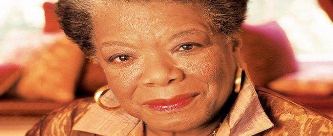 Amerikalı sanatçı Maya Angelou hayatını kaybetti - TRT Türk Haberler
