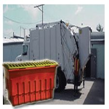 Dumpster, Waste Trash Receptacle, Plastic Dumpster, Plastic Recycling Bin, Waste Management, Plastic Waste Management, Waste Management, Municipal Dumpsters, City of cans, Custom Trash Cans, Receptacles, Containers, Rotationally Molded Dumpsters, Rotationally Molded Grease Traps, Rotationally Molded Recycle Centers, Roto Molded Product, Rotational Molding