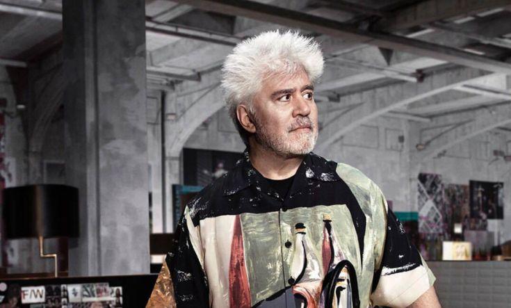 El director manchego es elegido como imagen de campaña de la colección para hombre de del otoño invierno del 2017