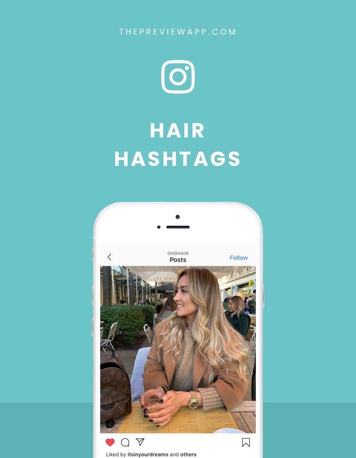 Best Instagram Hashtags For Hair Copy Paste Best Instagram Hashtags Hair Hashtags Instagram Tips