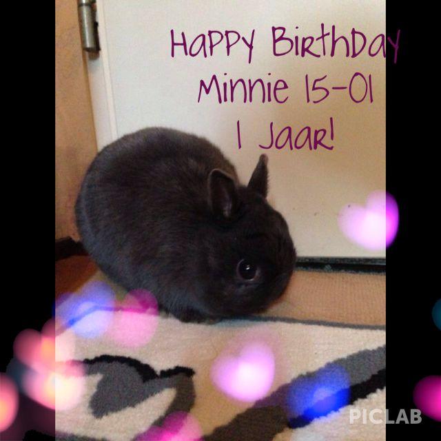 My 1st birthday! 15.01.14