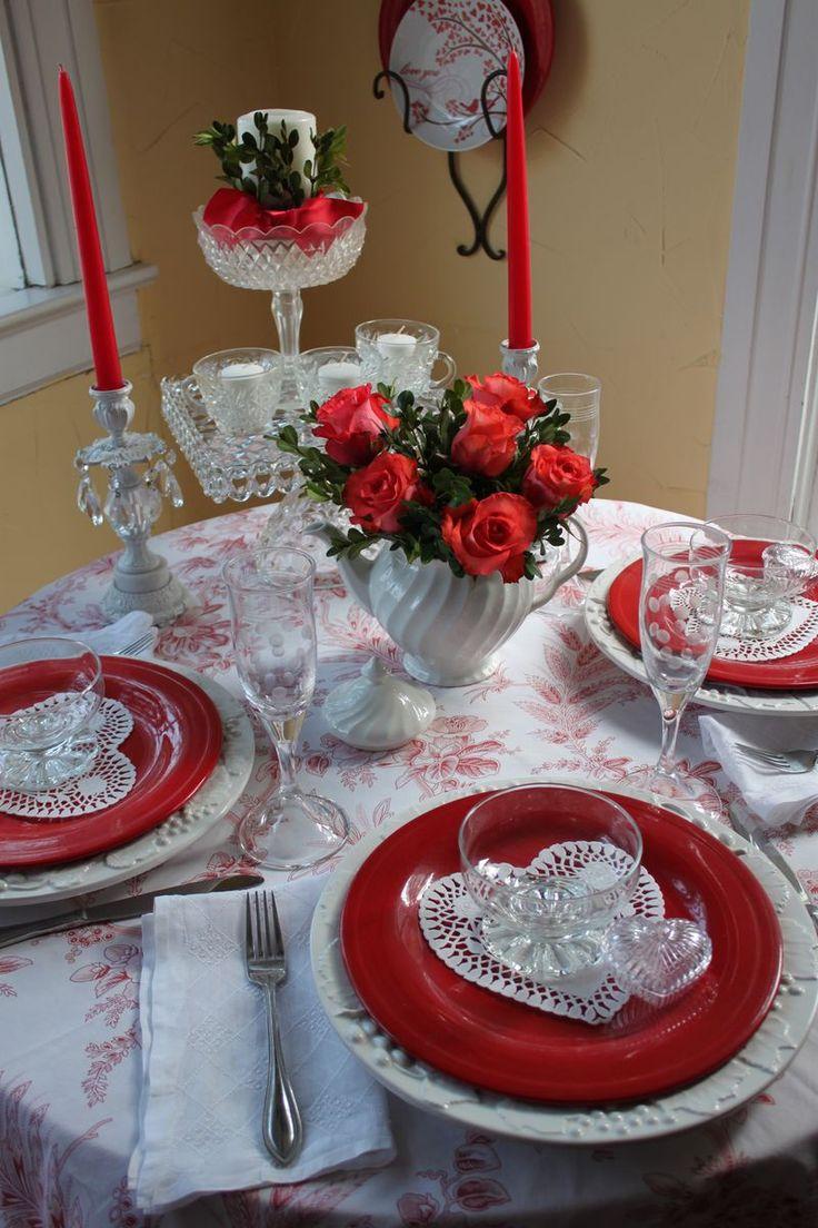 21 best images about idea de san valentine para la casa on for Table 52 valentine s day