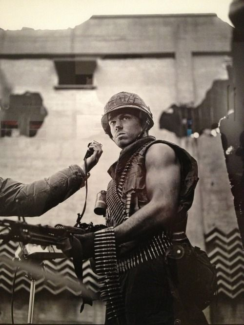 Adam Baldwin-- like, really, how is anyone allowed to be that good-looking?