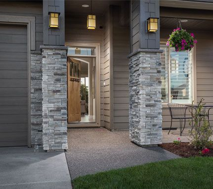 Cultured Stone Echo Ridge Pro Fit Alpine Ledgestone