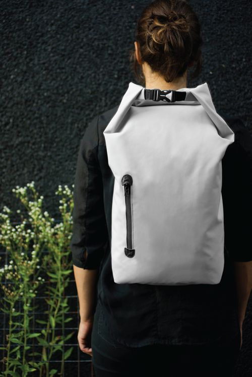 This backpack was designed with pure simplicity in mind. The goal was to  achieve a minimalistic and urban look while using technical…
