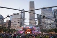 Millenium Park - Events