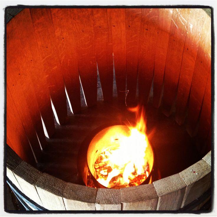 El arte de hacer barricas de #vino en Bodegas Muga