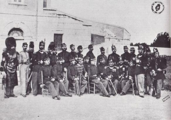Soldati del Regno delle due Sicilie