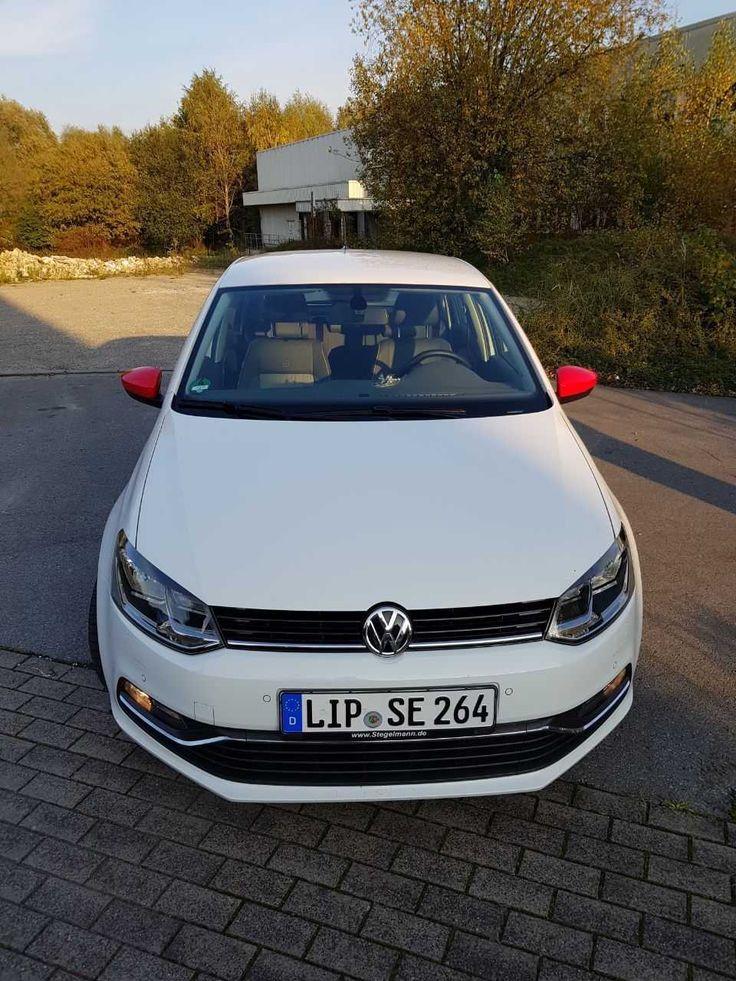VW Polo 6R 1,4 TDI, Bj. 2017, BMT, Navi, Klima, el. Fenster, 4J. Garantie