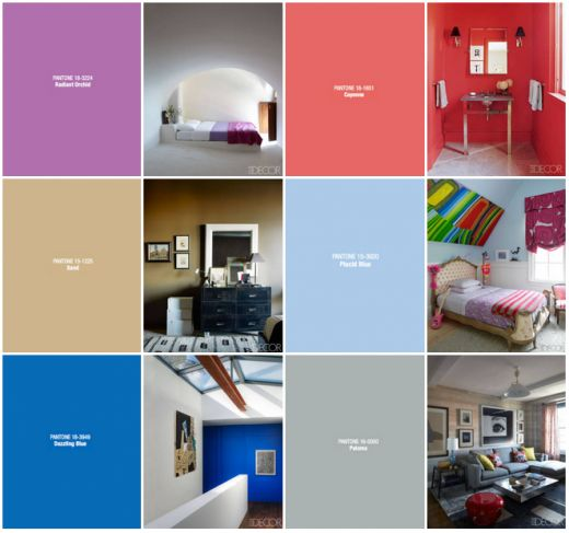 Pinterest Home Decor 2014: 17 Best Images About Color Trends For 2014 On Pinterest