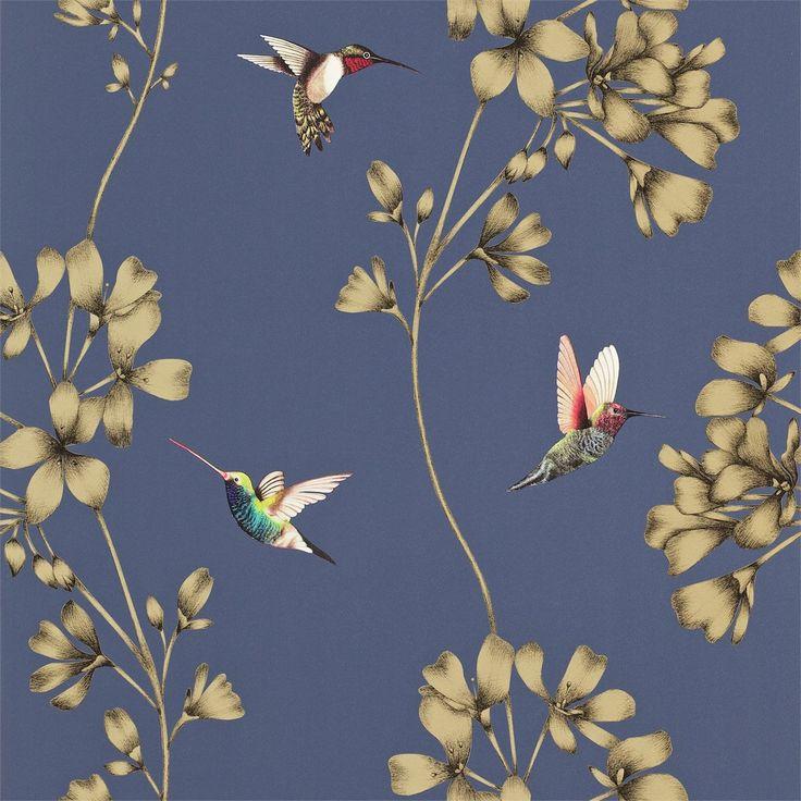 Products | Harlequin - Designer Fabrics and Wallpapers | Amazilia (HAMA111059) | Amazilia Wallpapers
