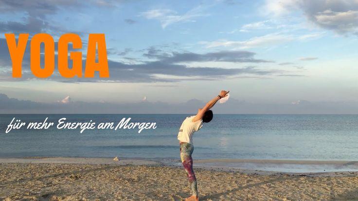 Yoga Übungen mit Yogalexa: Yoga für mehr Energie am Morgen