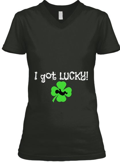 I Got Lucky! Mother's Day Gift, mother's day gifts for grandma, Happy Mother's Day T-shirt, grandmom, grandma, nana #mothersday,#mothersday2018shirts,#mamabear,#mothersday,#mothersdayusa,#bestmomever,#bestmomevershirts,#bestmom,#supermom,#mothersday2017gifts #bestselling,#topselling,#crazyshirts,#motherday,#momsday2017,#momday,mother's day presents, mother's day shirt,   mother's day t-shirt, mom  gifts, mom funny gifts, mom gifts funny,best mom gifts, mum gifts funny, mother to be gifts.