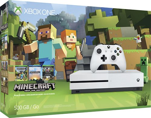 Best Buy - Minecraft Products - Xbox One S Console -Games - Toys and Collectibles #ad  @BestBuy @Minecraft #Xbox #Minecraft #BestBuy http://bit.ly/2i0r43l