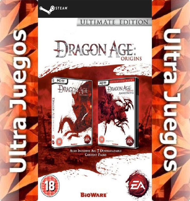 Dragon Age: Origins - Ultimate Edition (STEAM GIFT) DIGITAL