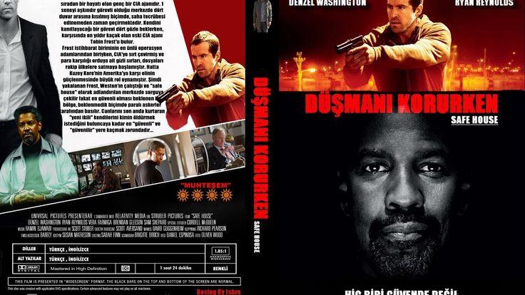 Safe House 2012 English Movie - : Denzel Washington, Ryan Reynolds, Robe...