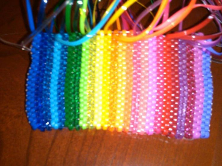 55 Best Gimp Bracelets Images On Pinterest Scoubidou