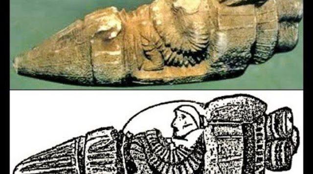 Descoberta emocionante: Antigos artefatos Incas revelam que o homem teve contato com alienígenas no passado! ~ Sempre…