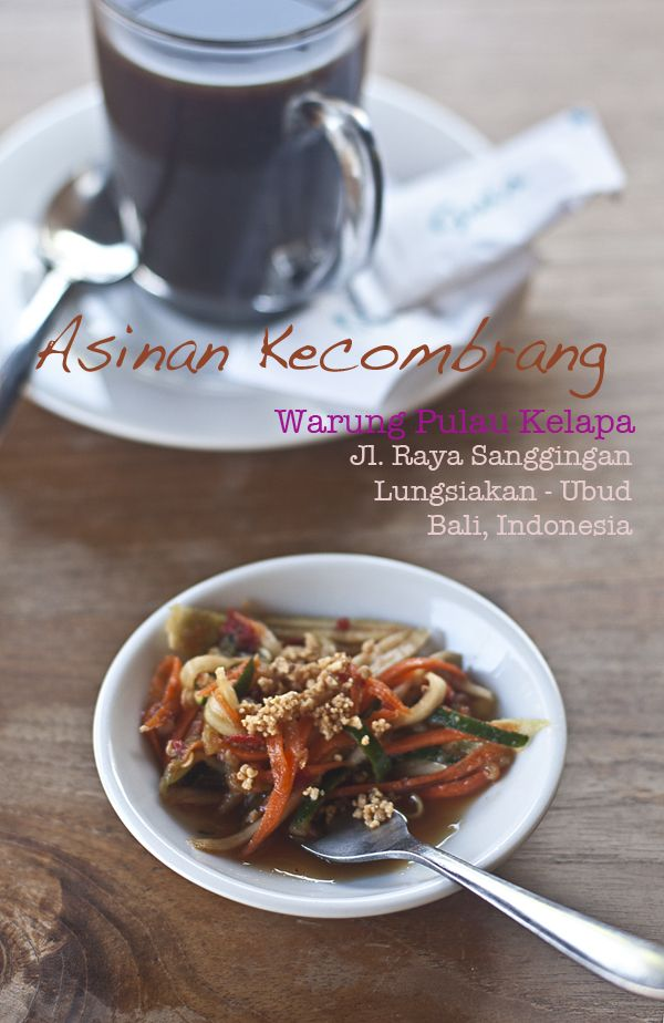 Indonesian Torch Ginger Salad (Asinan Kecombrang) | Indonesia Eats