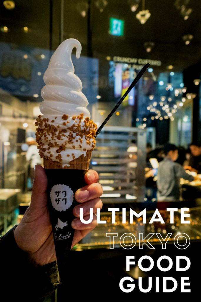 Ultimate Tokyo Japan Food Guide – Where And What To Eat