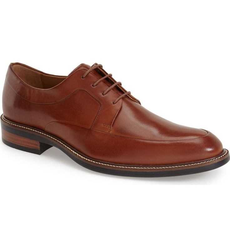 Cole Haan 'Warren' Apron Toe Derby (Men) available at