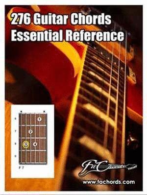 guitar chords pdf ebook free download