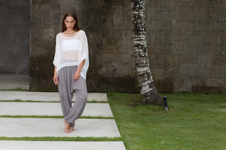 Monaco Top, Boob tube, Souk Pant // #beachgold #beachgoldbali #bali #resortwear #fashion