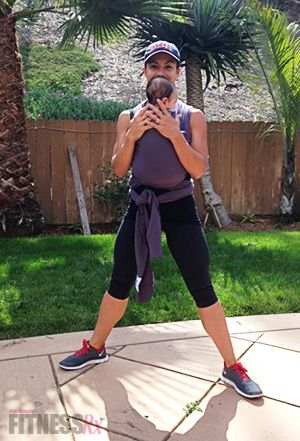 Mommy & Me Moby Workout. Fit in fitness with your little one!