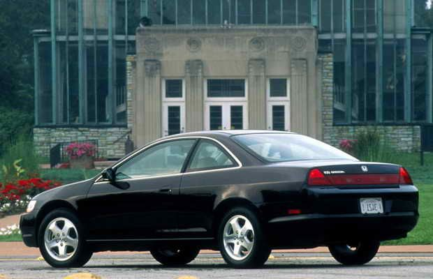 98 Honda Accord Coupe